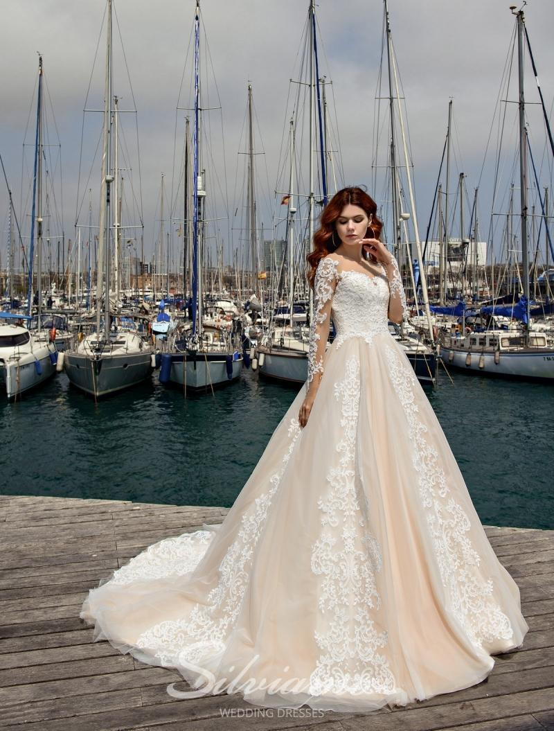 Wedding Dress Silviamo S-449-Valentina