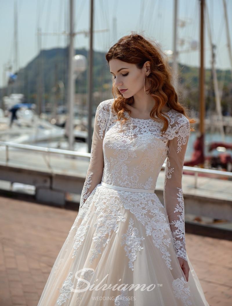 Свадебное платье Silviamo S-450-Valeria