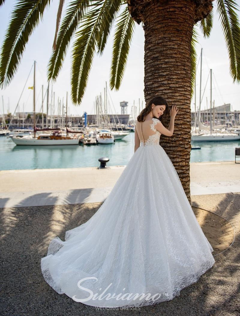 Свадебное платье Silviamo S-451-Vanessa