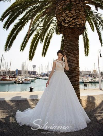 Wedding Dress Silviamo S-451-Vanessa