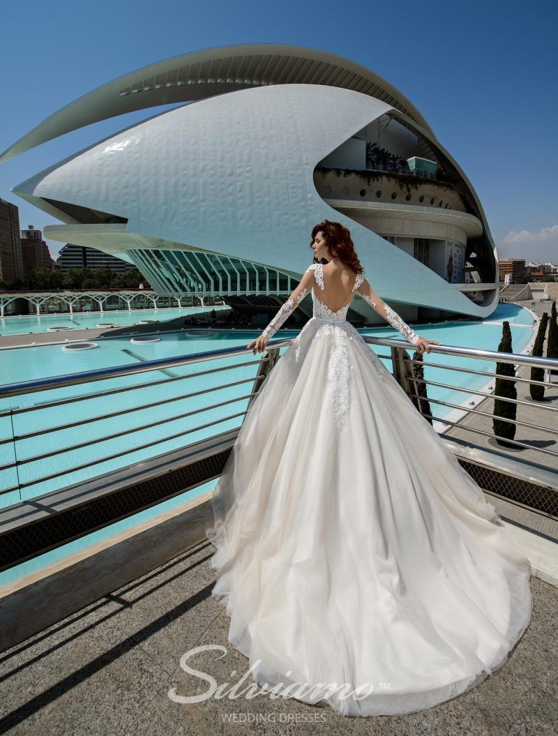 Свадебное платье Silviamo S-452-Vienna