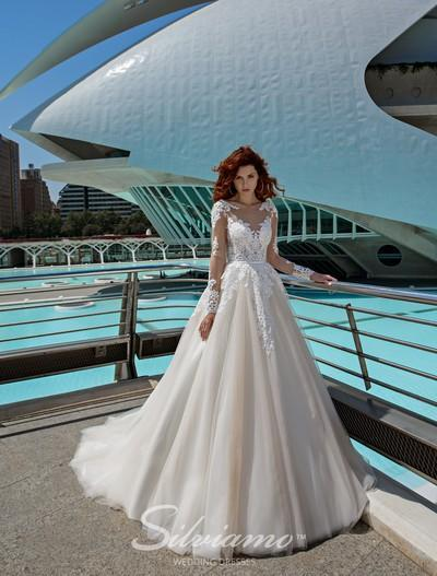 Wedding Dress Silviamo S-452-Vienna