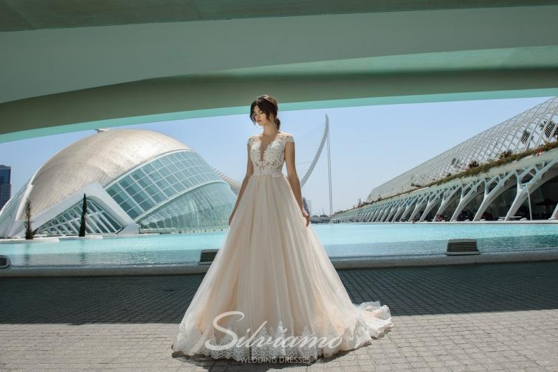Свадебное платье Silviamo S-453-Vivian