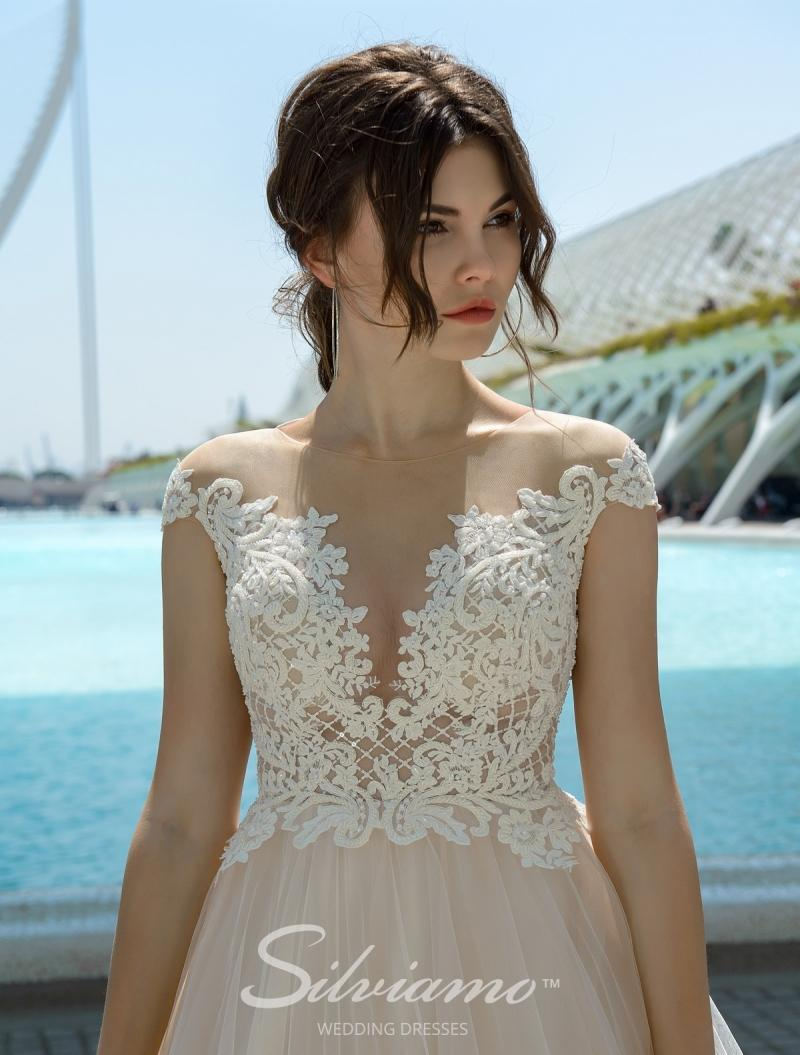 Wedding Dress Silviamo S-453-Vivian