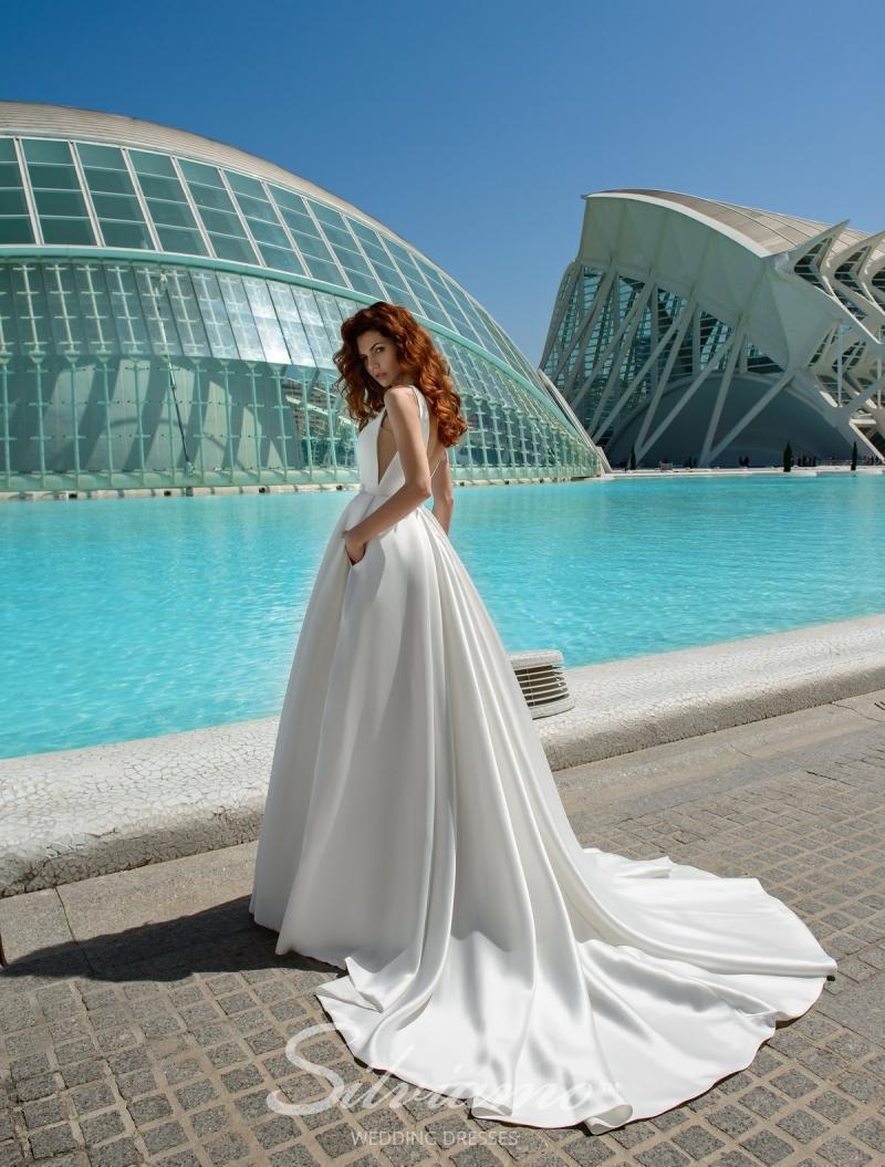 Свадебное платье Silviamo S-454-Velma