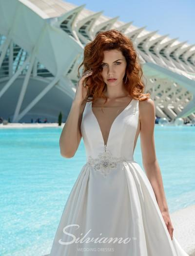 Wedding Dress Silviamo S-454-Velma
