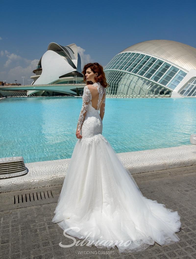 Свадебное платье Silviamo S-455-Virginia