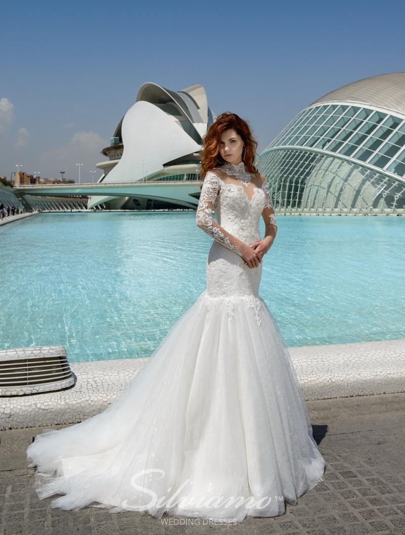 Wedding Dress Silviamo S-455-Virginia
