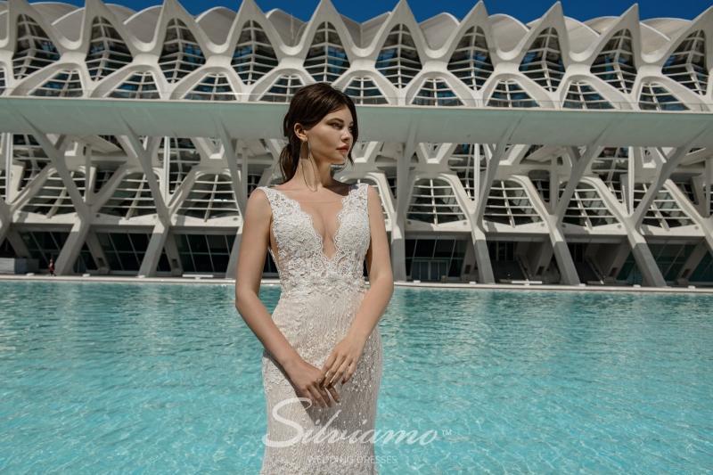 Свадебное платье Silviamo S-456-Vlada