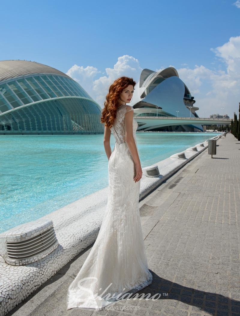 Свадебное платье Silviamo S-457-Viola