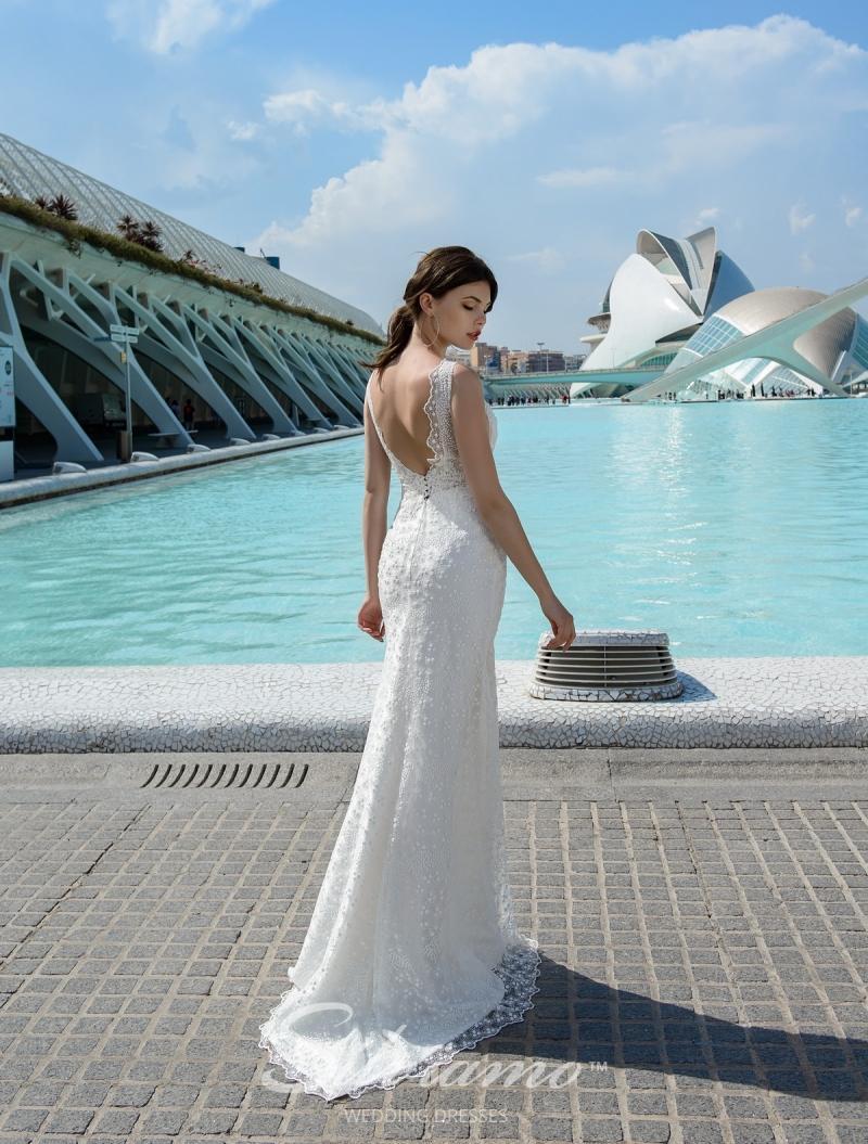 Свадебное платье Silviamo S-458-Via