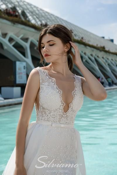 Wedding Dress Silviamo S-458-Via