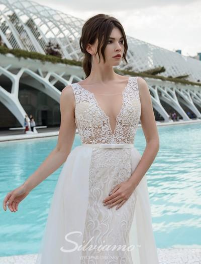 Wedding Dress Silviamo S-459-Vanda