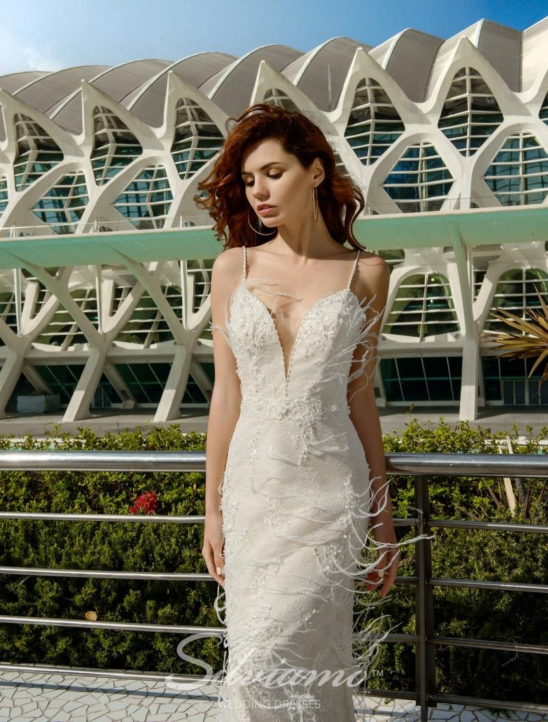 Wedding Dress Silviamo S-460-Violeta