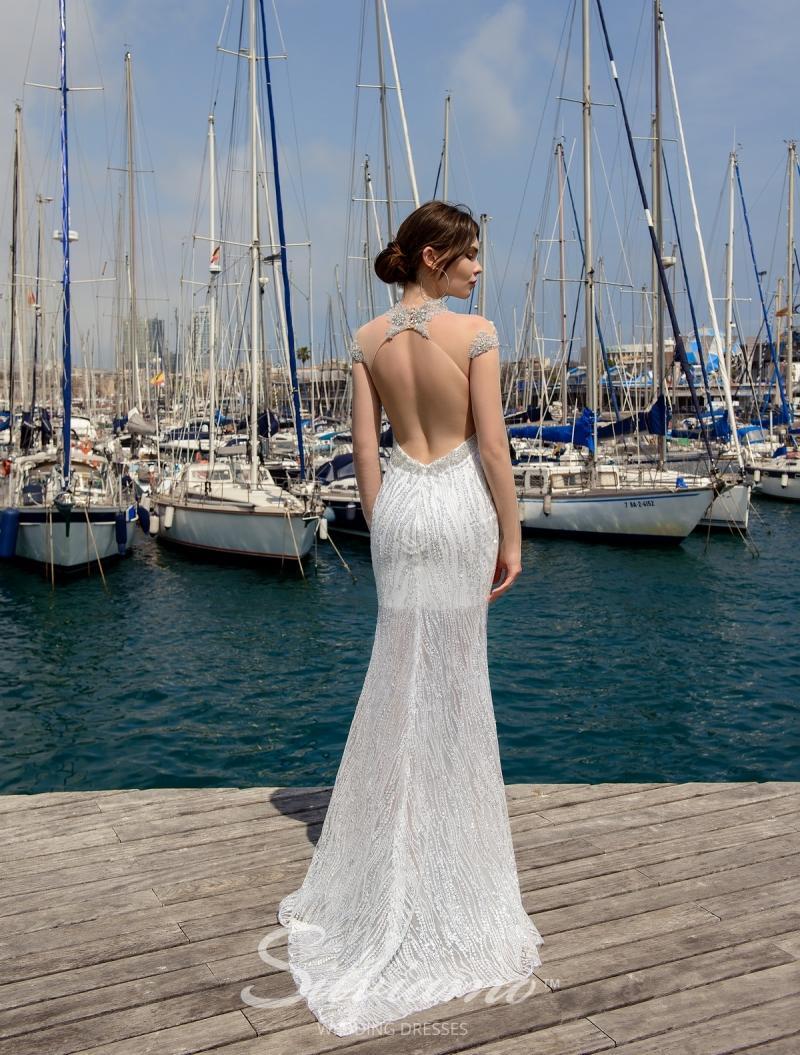 Свадебное платье Silviamo S-461-Venera