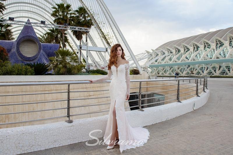 Свадебное платье Silviamo S-462-Vera