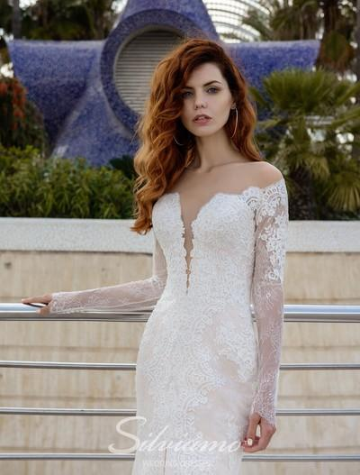 Wedding Dress Silviamo S-462-Vera