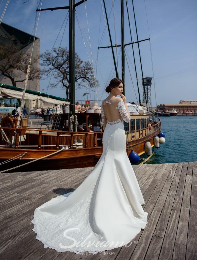 Свадебное платье Silviamo S-463-Veronica