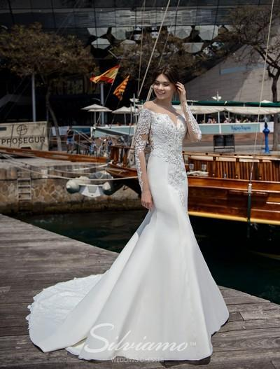 Wedding Dress Silviamo S-463-Veronica