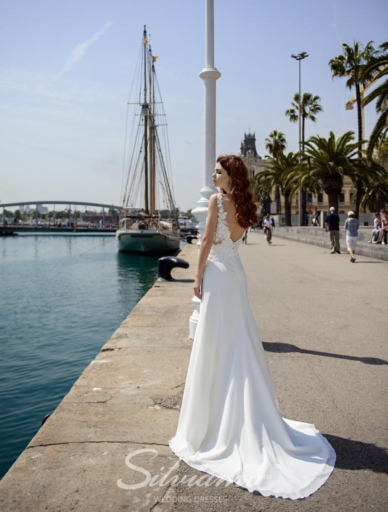 Свадебное платье Silviamo S-464-Viv