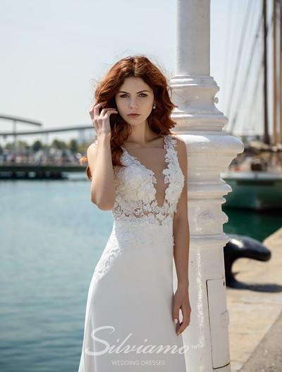 Wedding Dress Silviamo S-464-Viv