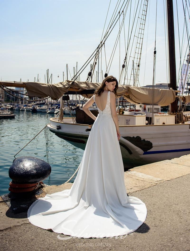 Свадебное платье Silviamo S-466-Valora