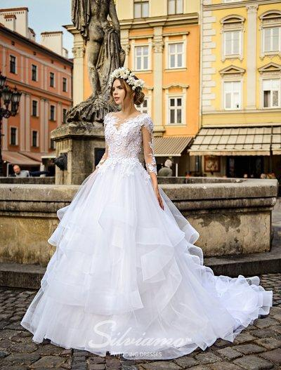 Wedding Dress Silviamo S-467-Samanta