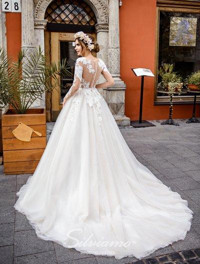 Wedding Dress Silviamo S-468-Sabrina