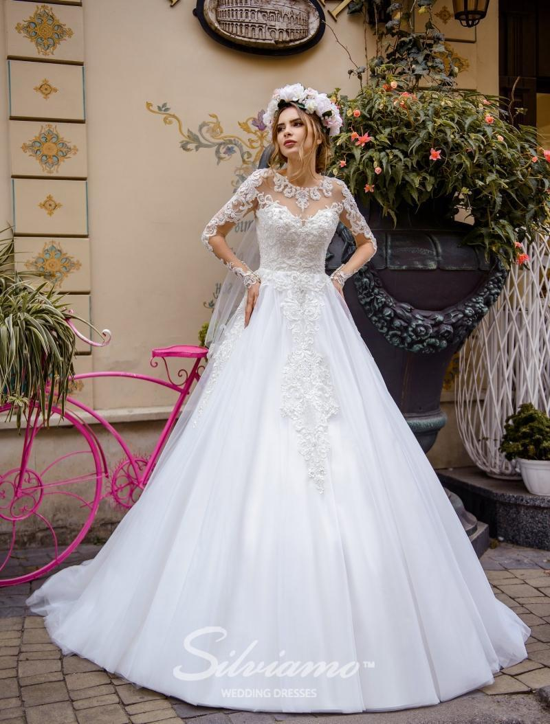 Wedding Dress Silviamo S-469-Sophia