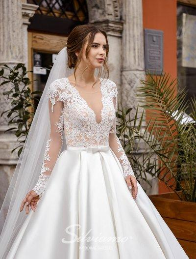 Wedding Dress Silviamo S-471-Sallie