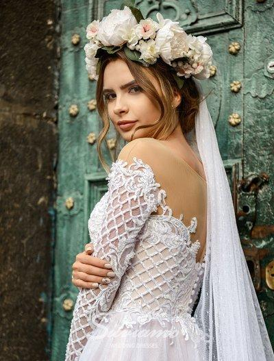 Wedding Dress Silviamo S-472-Susana