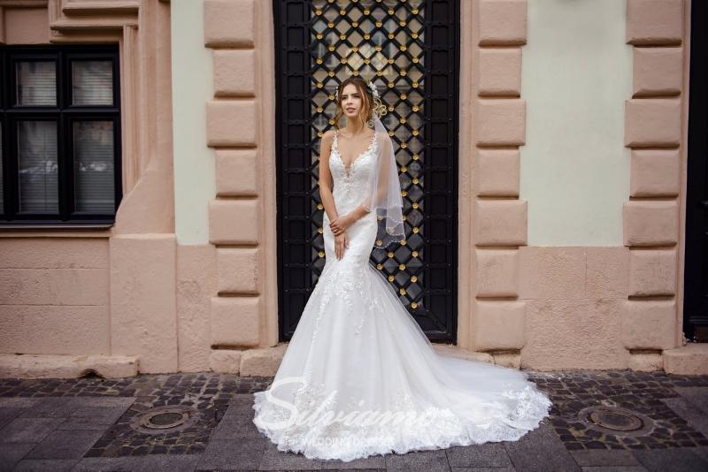 Свадебное платье Silviamo S-473-Selena