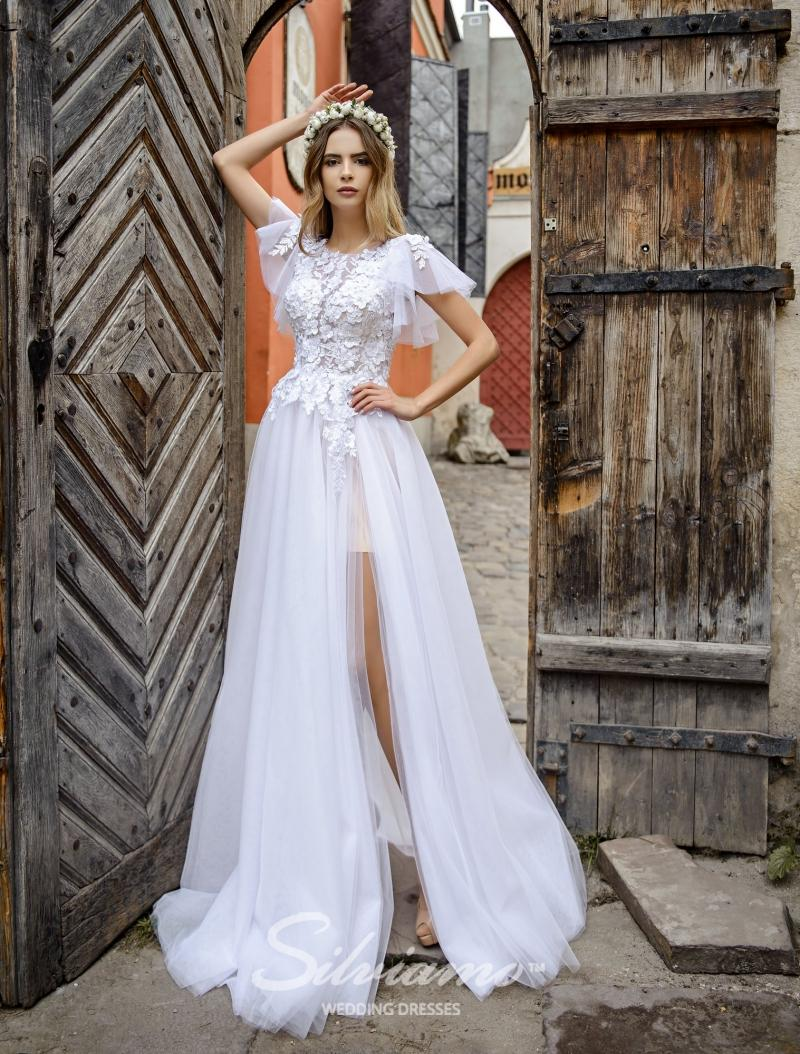 Wedding Dress Silviamo S-474-Sonia