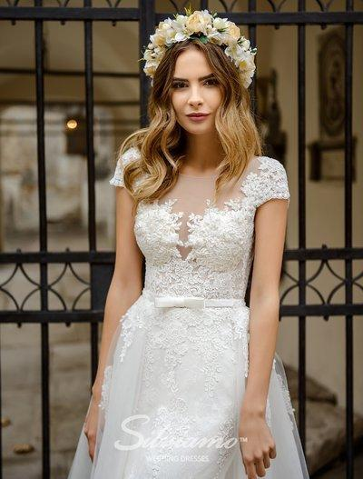 Wedding Dress Silviamo S-475-Sara