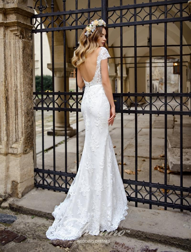 Свадебное платье Silviamo S-475-Sara