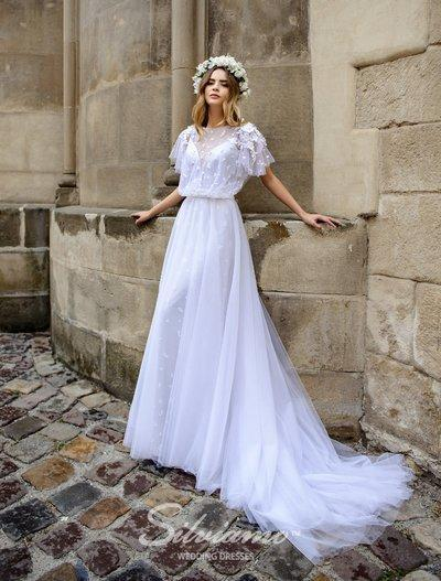Wedding Dress Silviamo S-476-Scarlett