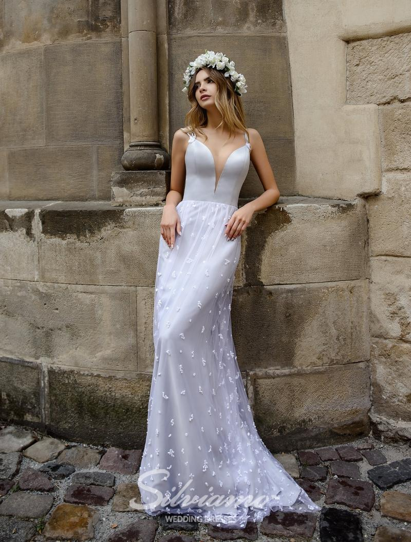 Свадебное платье Silviamo S-476-Scarlett