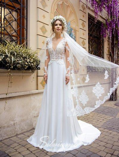 Wedding Dress Silviamo S-478-Stella