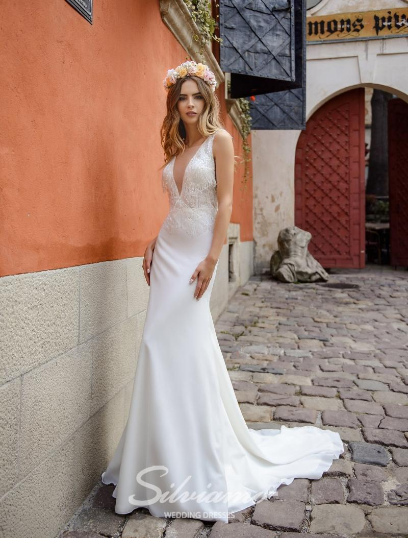 Wedding Dress Silviamo S-479-Sheila