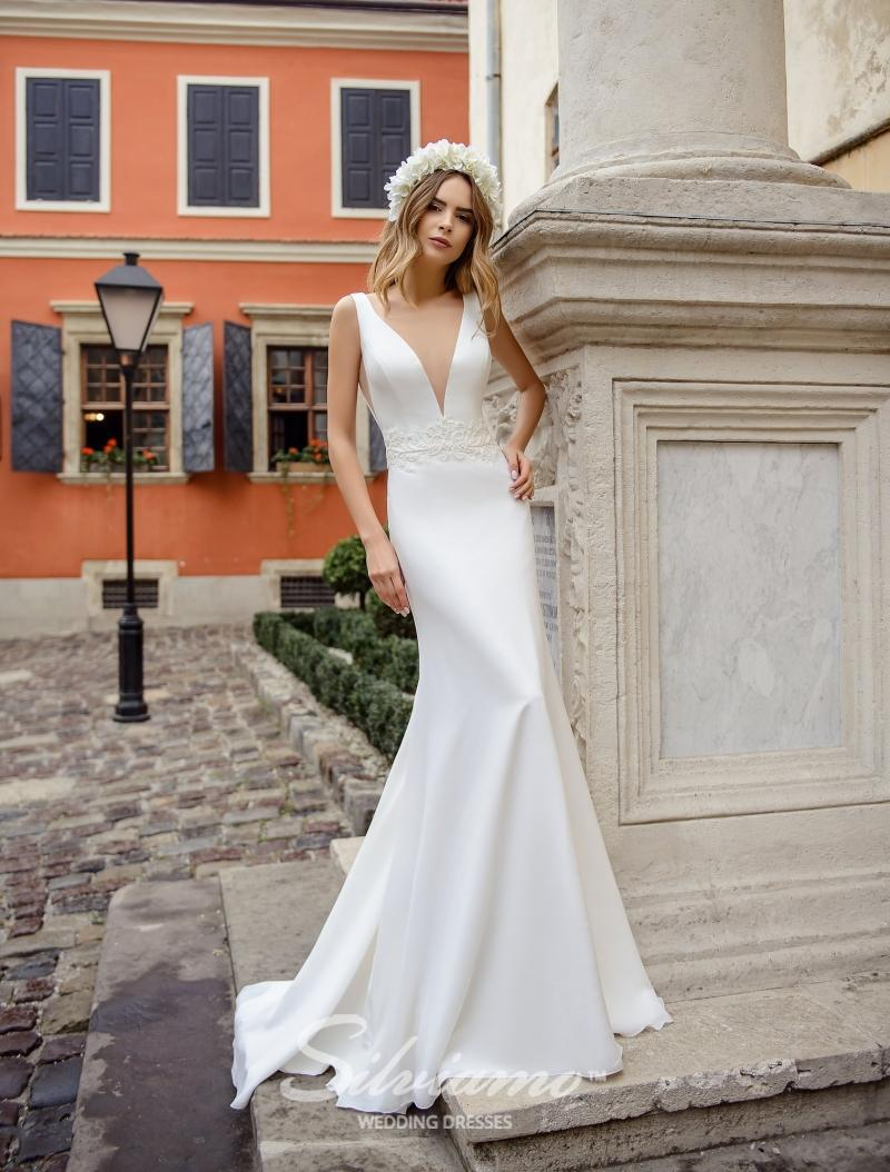Wedding Dress Silviamo S-480-Sabina