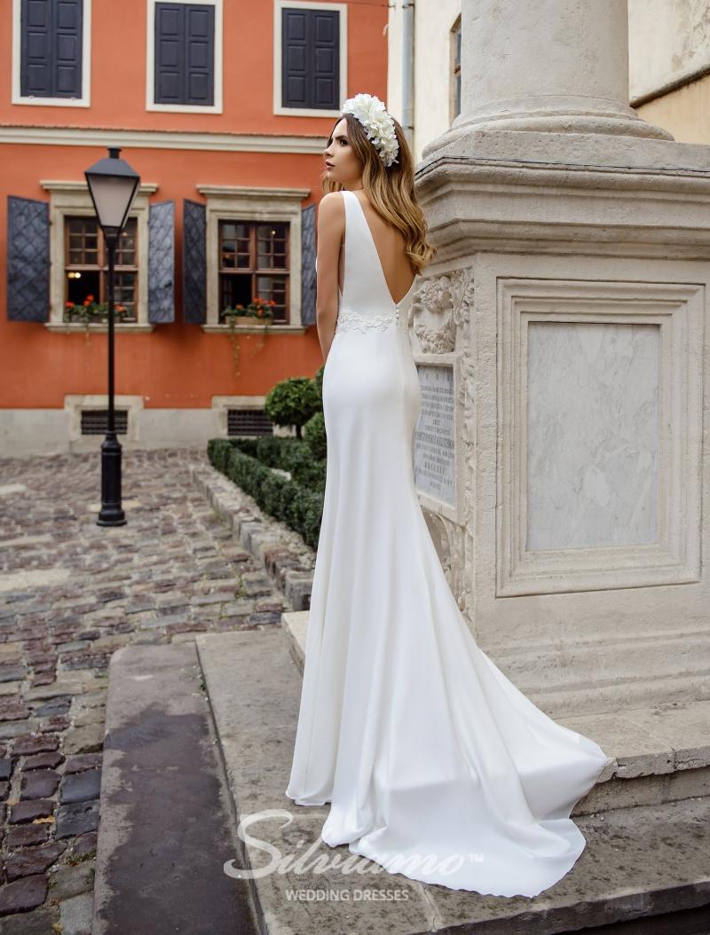 Свадебное платье Silviamo S-480-Sabina