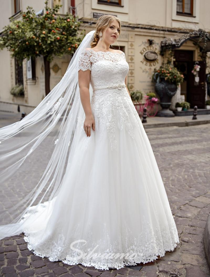 Wedding Dress Silviamo S-482-Shannon