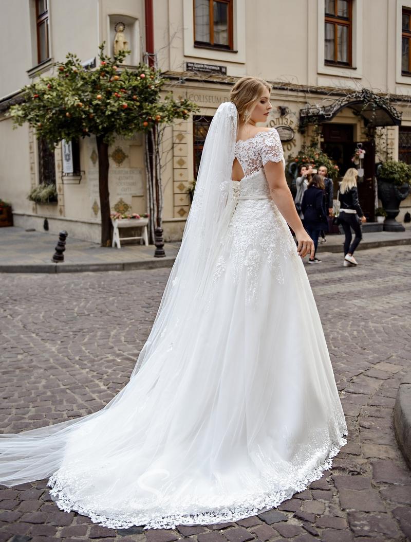 Свадебное платье Silviamo S-482-Shannon