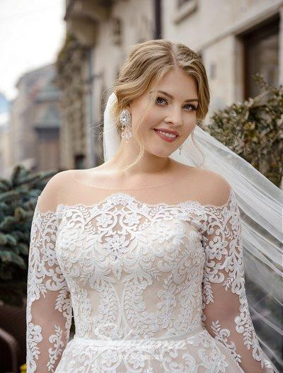 Wedding Dress Silviamo S-483-Shelby