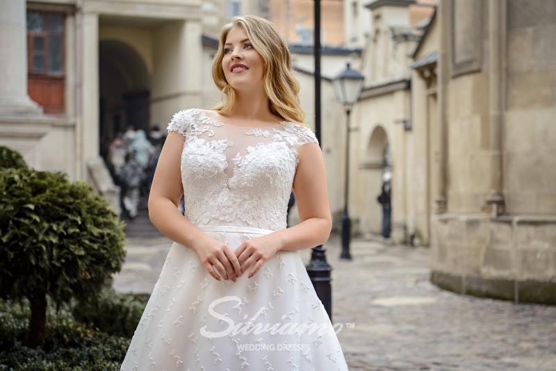 Свадебное платье Silviamo S-485-Scylla