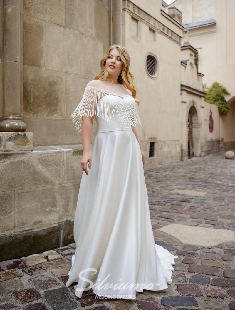 Svatební šaty Silviamo S-486-Sierra