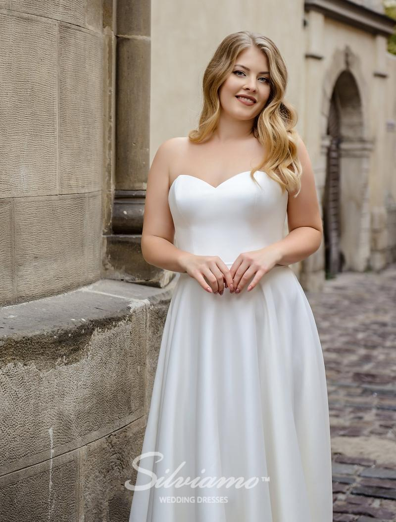 Свадебное платье Silviamo S-486-Sierra