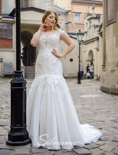 Wedding Dress Silviamo S-487-Susie
