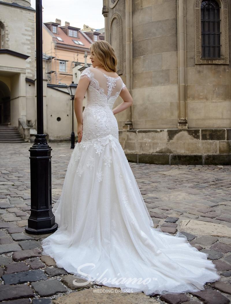 Свадебное платье Silviamo S-487-Susie