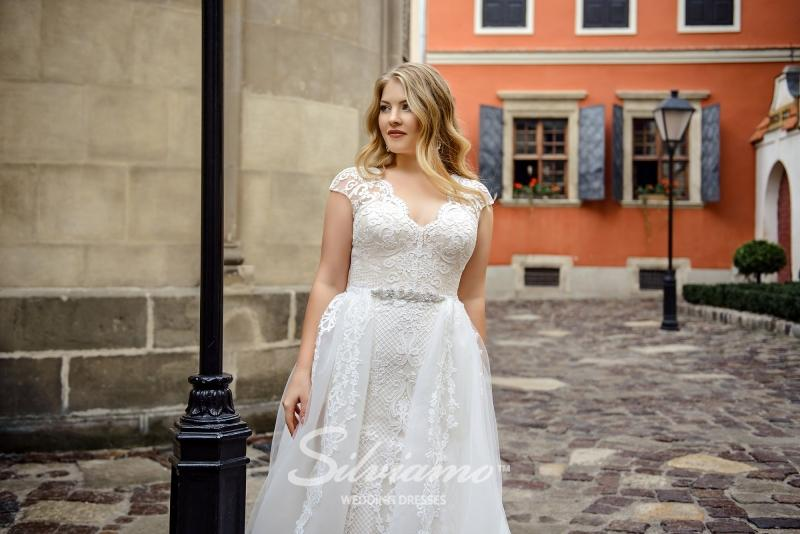 Свадебное платье Silviamo S-488-Siena